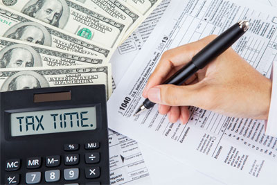 Tax Time | Tax Group Center