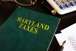 Maryland tax payment plan