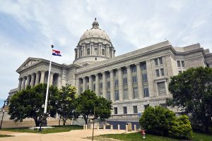 Capitol of Missouri: Missouri Tax Payment Plan