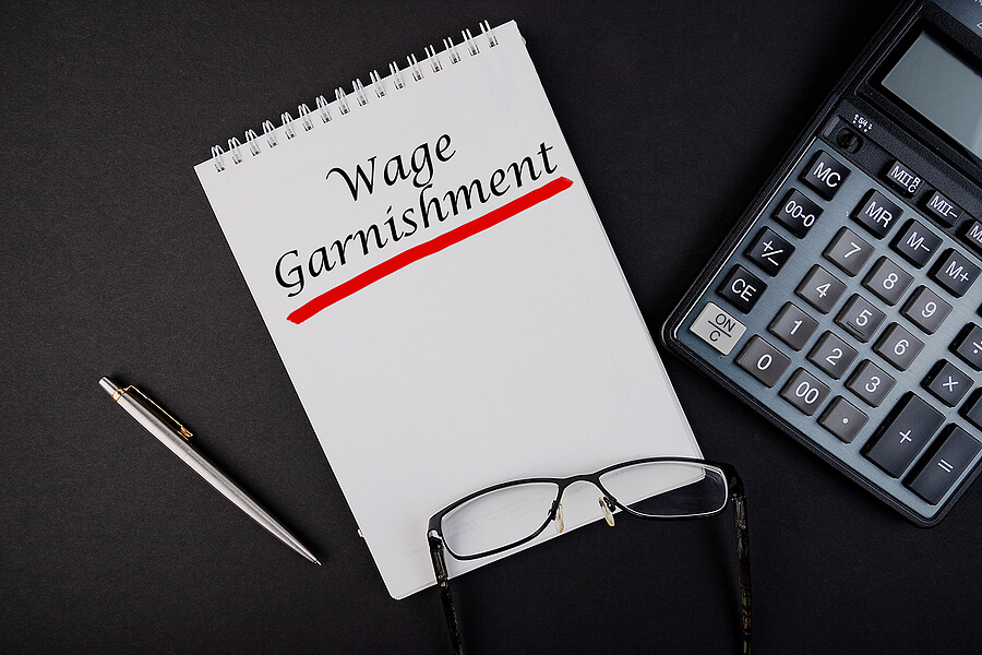 Help to Avoid IRS Wage Garnishment